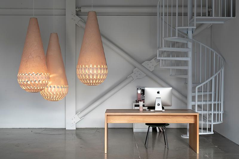 David Trubridge – Baskets of light